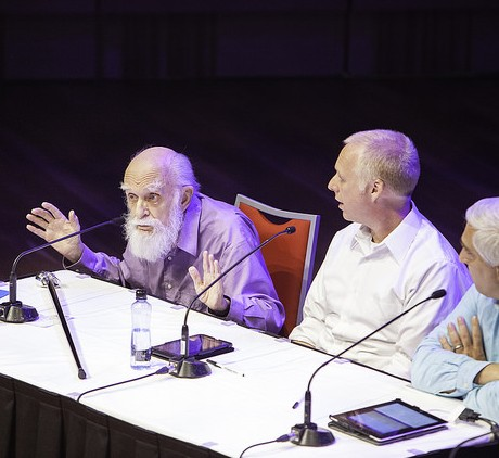 James Randi Brisbane Skeptics Brisbane Conference