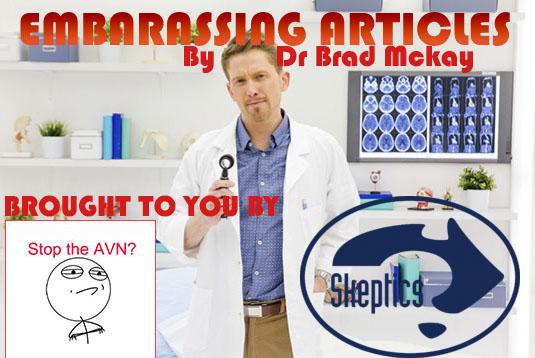 DR BRADMCKAY