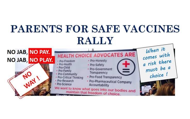 Parentsforsafevaccines